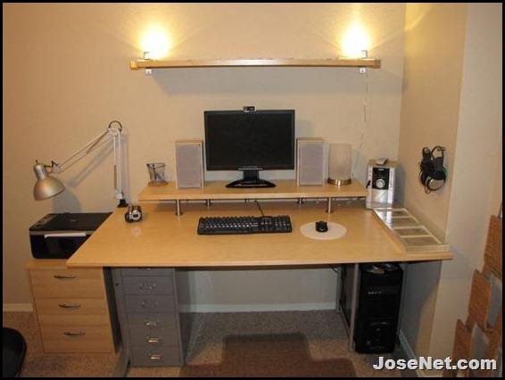IKEA GALANT Computer Desk