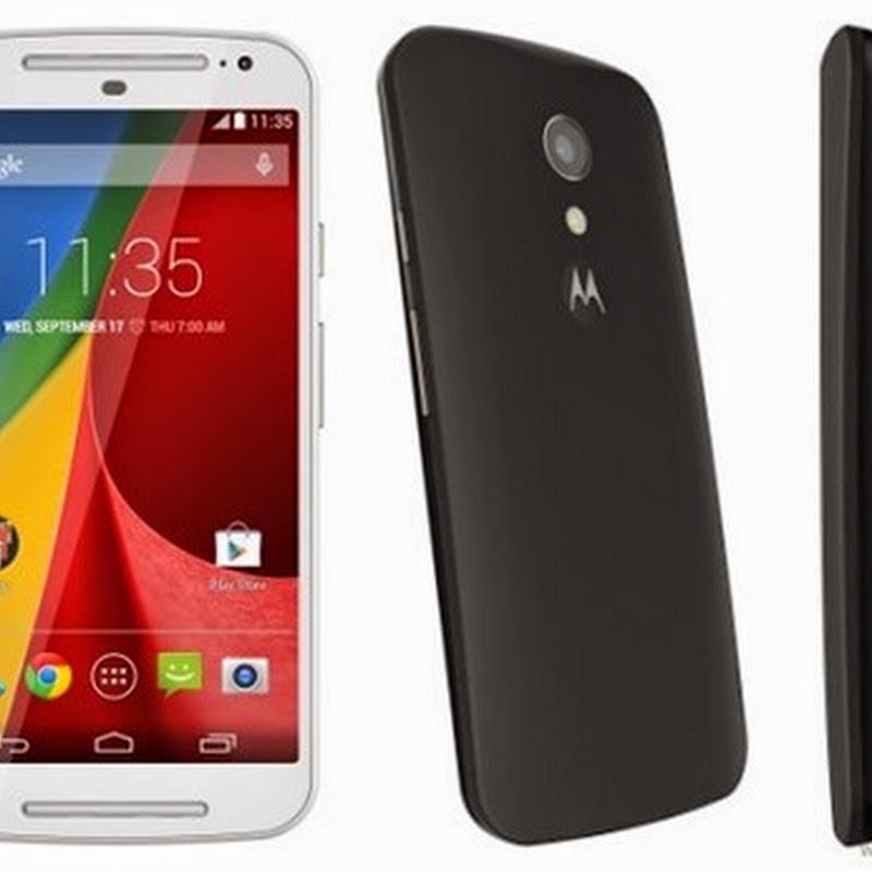 Motorola Mengumumkan Moto G Baru dengan Penambahan Spek