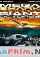Cá Mập Đại Chiến Mực Ma