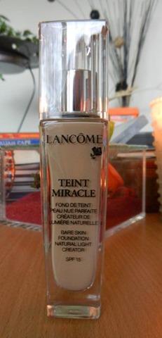 Lancôme Teint Miracle #010 Beige Porcelaine