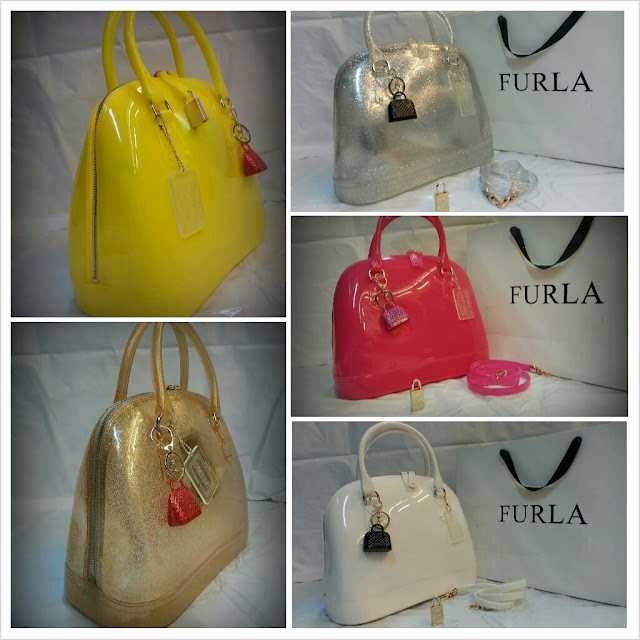 Labels: Beauty , Furla Candy Bag