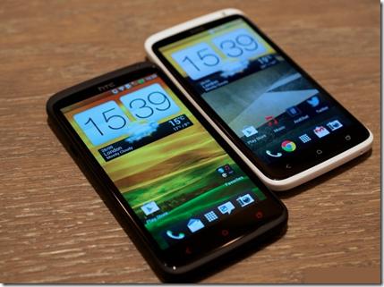 HTC One X+ & One X