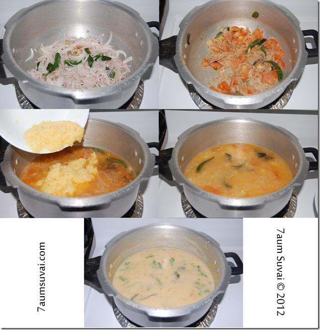 Kumbakonam kadappa process