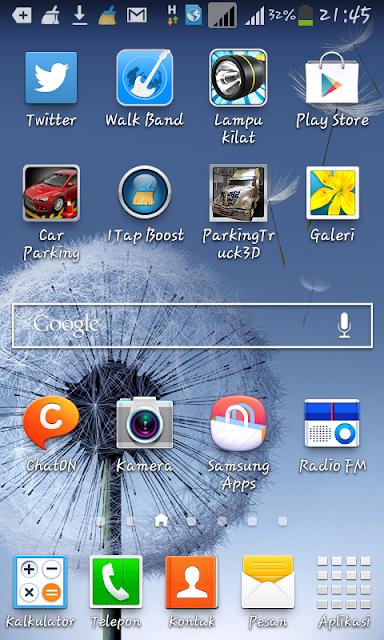 Cara Gampang Screen Shoot atau Print Screen Hp Android Tanpa Aplikasi Tambahan