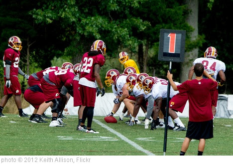 'Washington Redskins' photo (c) 2012, Keith Allison - license: https://creativecommons.org/licenses/by-sa/2.0/