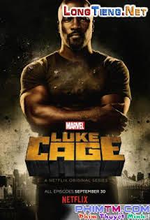 Siêu Anh Hùng Luke Cage 1 - Marvel