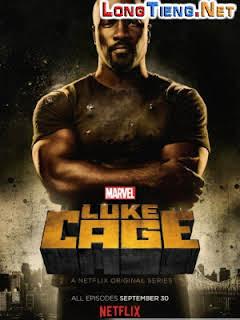 Siêu Anh Hùng Luke Cage 1