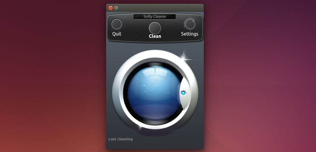 Softy Cleaner in Ubuntu Linux