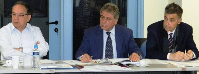 Περιφέρεια: Τεχνική σύσκεψη για την ολοκλήρωση ημιτελών έργων της περιόδου 2000 – 2006