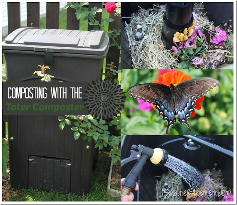 Composting with the Toter Composter