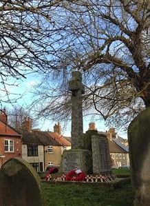 hurworth war memorial