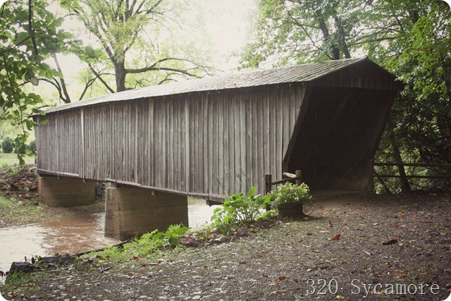 covered bridge 1