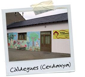 Catalunya Nord / @LaBressola tanca l'escola de Càldegues (Alta Cerdanya) i brinda per una escola transfronterera