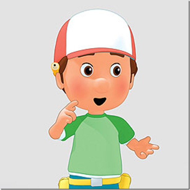 Wallpaper Handy Manny (5)
