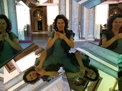 Olafur na Pinacoteca 7