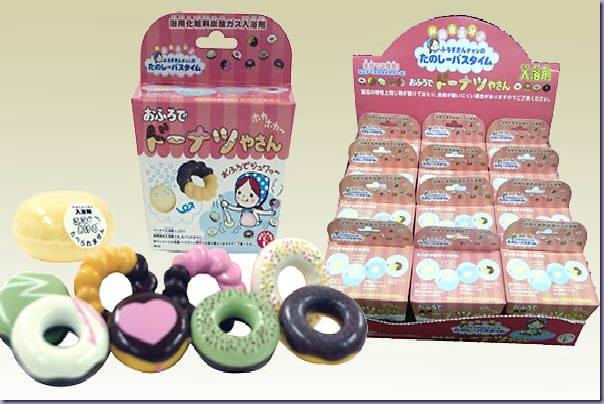 Bath-Bomb-Donuts-Banheira-Ofurô