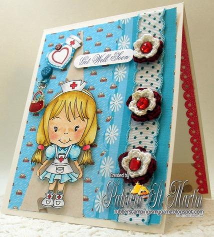 Nurse Marie 2013  l