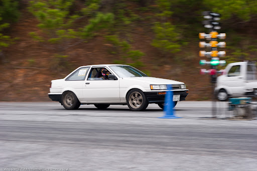 Car & bike drags in Okinawa, October 17th