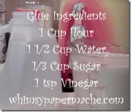 glue ingredients