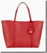 Dolce & Gabbana Perforated Bag