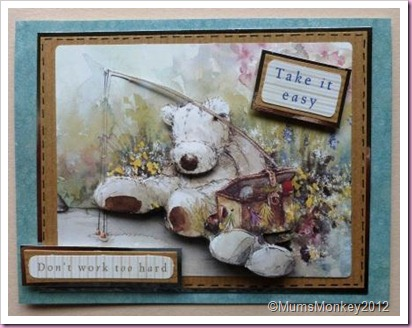 Wellington Docrafts. decoupage