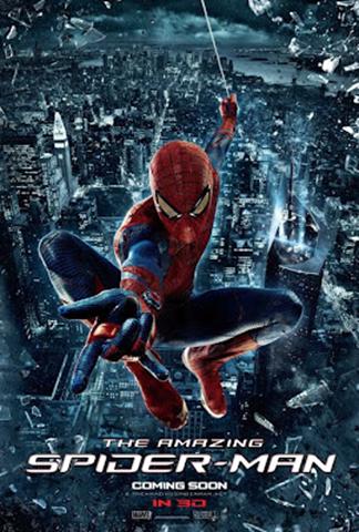 ภาพโปสเตอร์และ Trailer ตัวที่สามของ The Amazing Spider Man