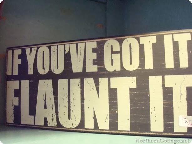 if ya got it...flaunt it! {Northern Cottage}