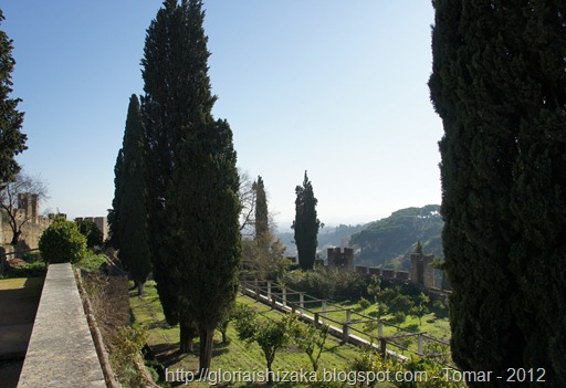 Glória Ishizaka - Tomar - Castelo 24