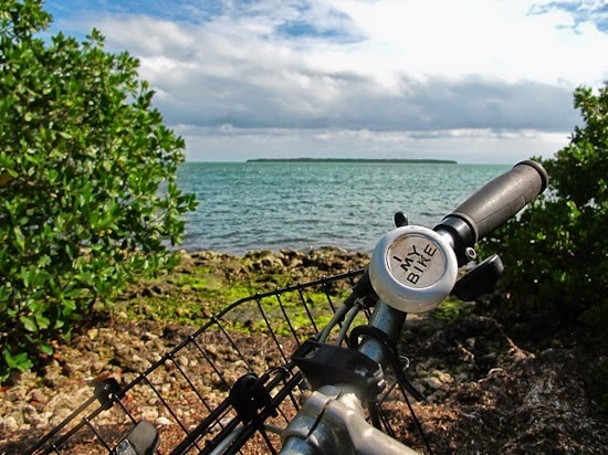 Key Largo by Bicycle Old Settlers Park