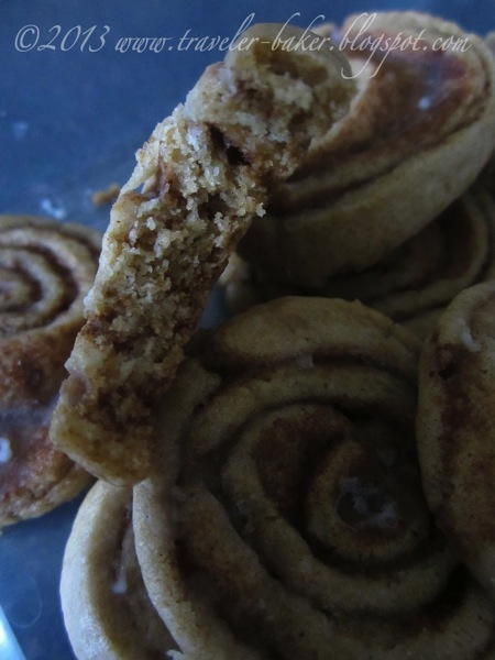Cinnamon Roll Cookies 10