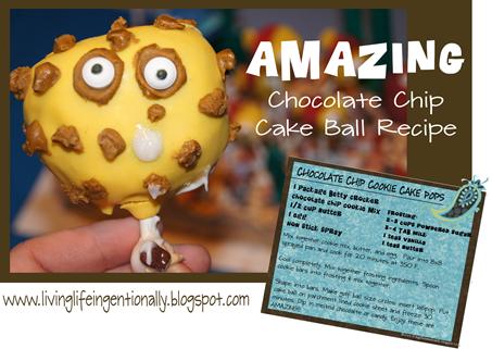 how to make cake balls with machine