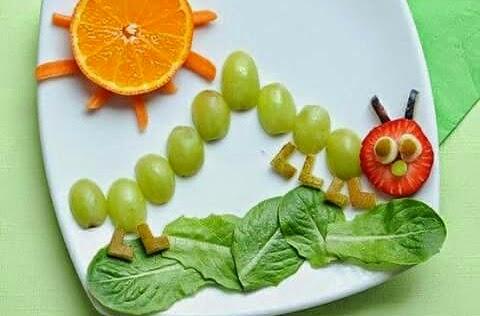 Cucina con nonna plina decorazioni con la frutta - Decorazioni con frutta essiccata ...