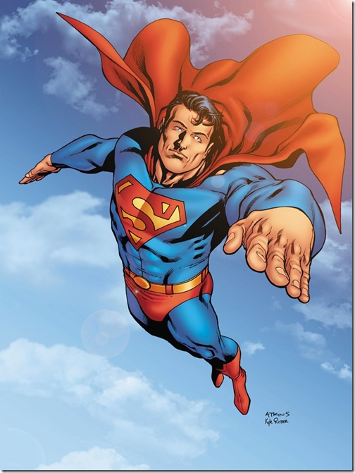 Superman,Jerry Siegel,Joe Shuster,Kal-El,Clark Joseph Kent,Christopher Reeve (157)