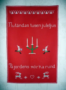 015bonad Nu tändas tusen juleljus Daniel Grankvist