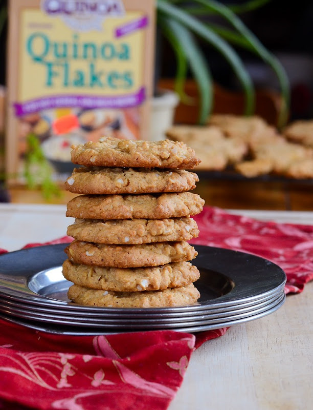 quinoa cookies gluten free-1451