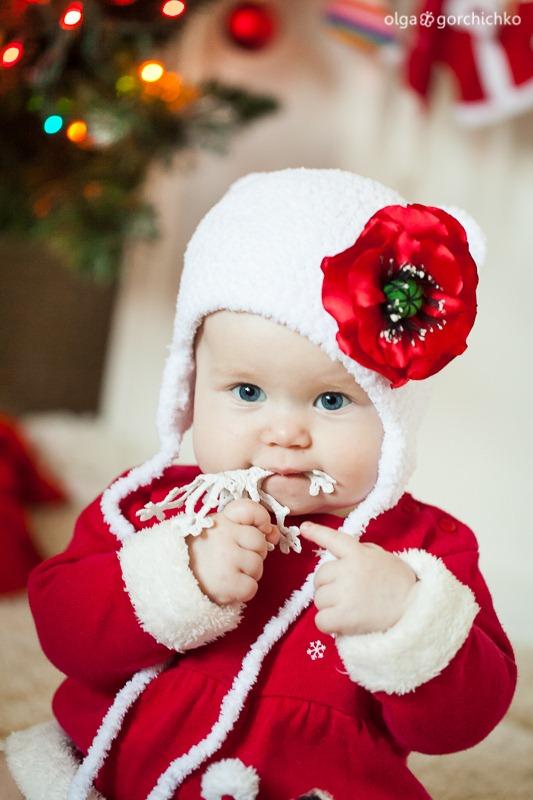 Детский новогодний фотопроект Рождественские мечты. 28. Катя 8 мес (Светлана Тесля)-0786