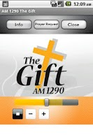 Screenshot of AM 1290 The Gift