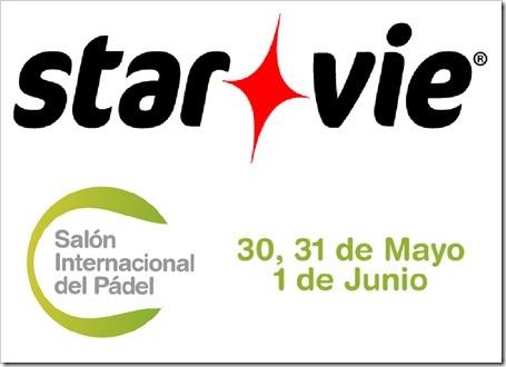 La firma Star Vie participará en el I Salón Internacional del Pádel de Ifema 2014.