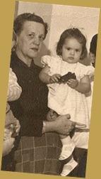 Eu e Vó Dora