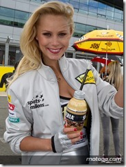 Paddock Girls Hertz British Grand Prix  17 June  2012 Silverstone  Great Britain (5)