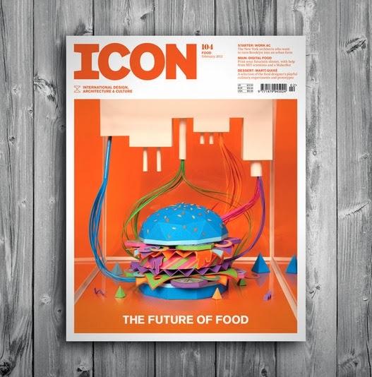 future of food icon