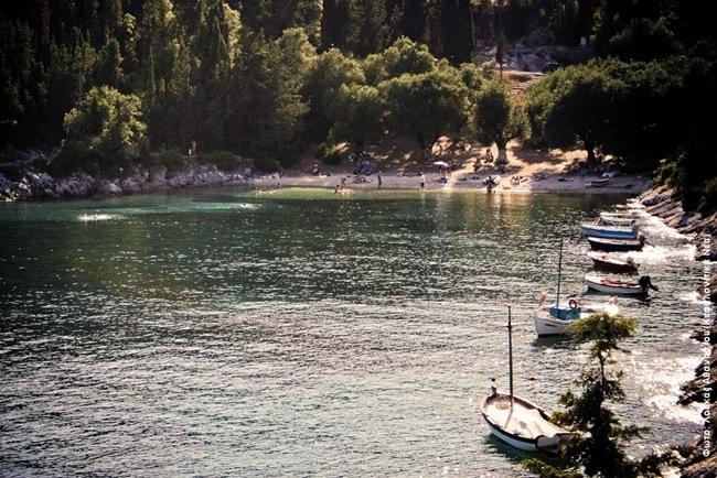 Παραλία Φώκι (Έρισος, Κεφαλονιά)