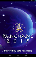 Screenshot of Panchang