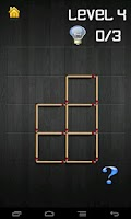 Screenshot of Matchstick Puzzles Free