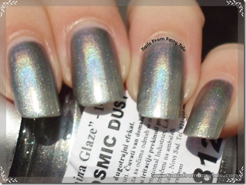 China Glaze HoloGlam Collection Cosmic Dust