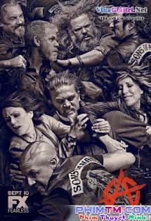 Giang Hồ Đẫm Máu 6 - Sons Of Anarchy Season 6