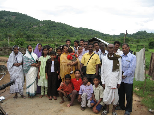 STECI's Orissa Mission