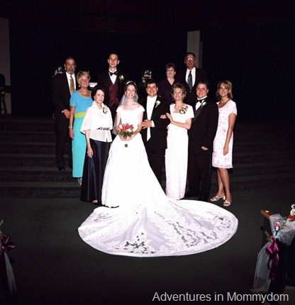 TC wedding party