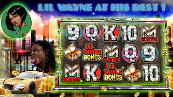 Screenshot of Lil Wayne Slots: FREE SLOTS