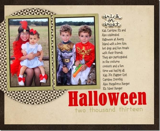 Halloween 2013 W